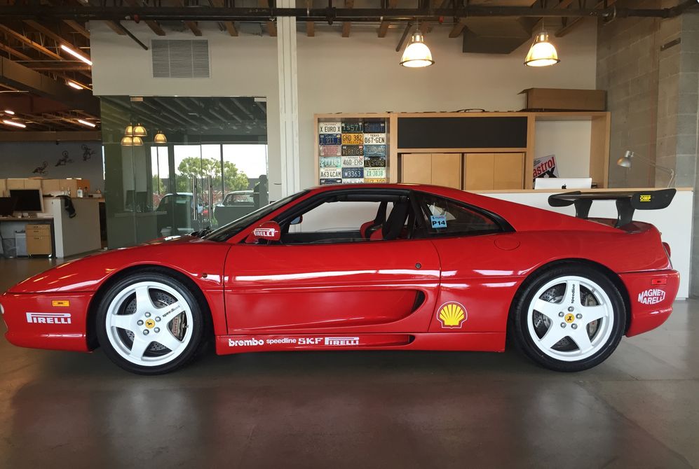 1997 Ferrari F355 Challenge Marina Del Rey