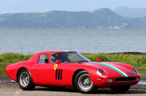Ferrari 250 GTO 1962 recreation 1