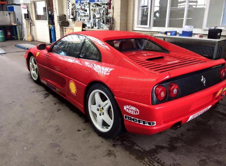 Ferrari 355 challenge for sale