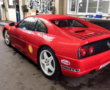 Fabspeed Ferrari 355 Sport Exhaust headers 5.2