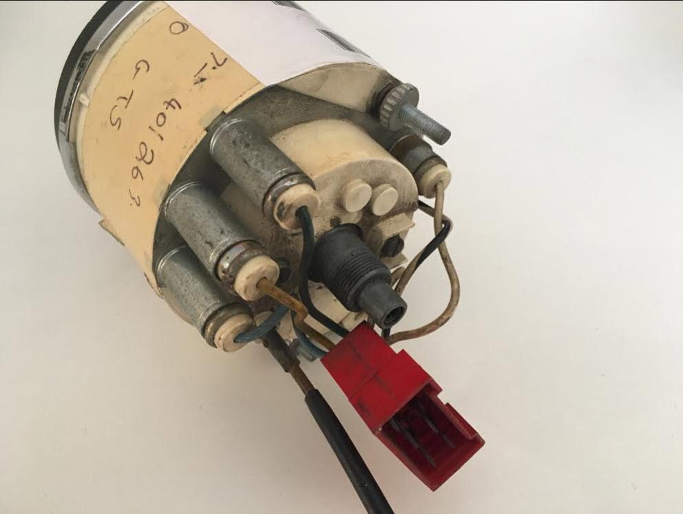 Dino 246 Speedometer USA  2