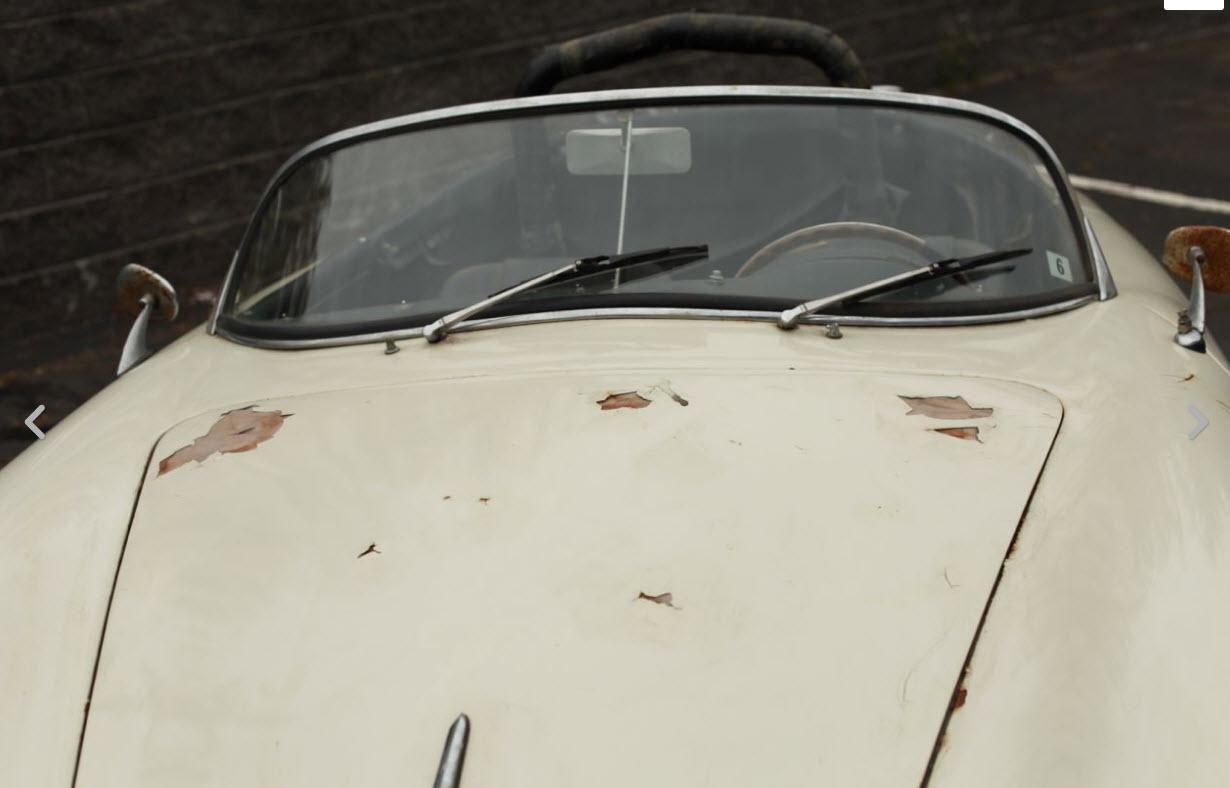 Porsche speedster 1957 ebay 3