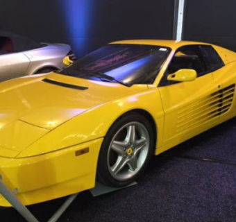Ferrari 512TR 1992  Found For Sale Only 905 original miles