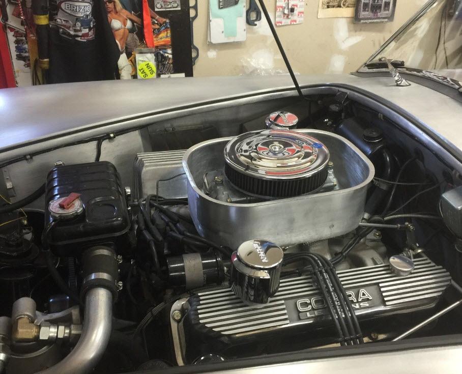 Kirkham cobra 1966 made like original 6