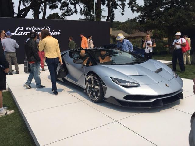 Lamborghini Centario 1