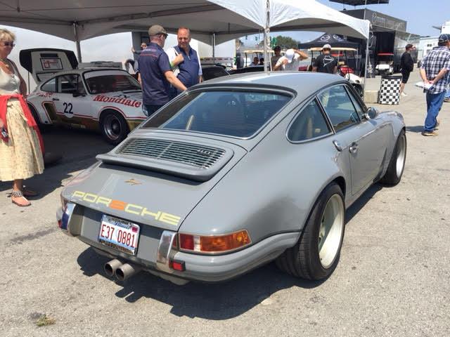 Singer Porsche 1