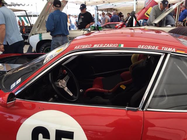 ferrari daytona race car 3