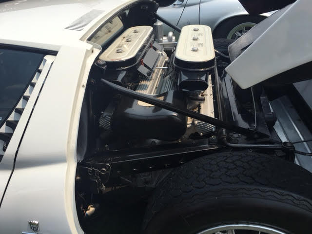 miura white engine