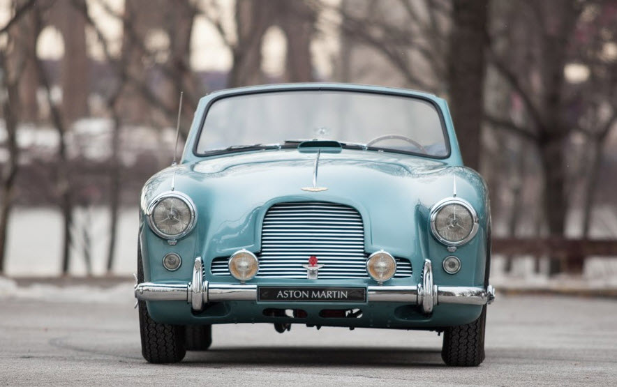 Aston Martin 1955 DB2slash4 Drop Head 3