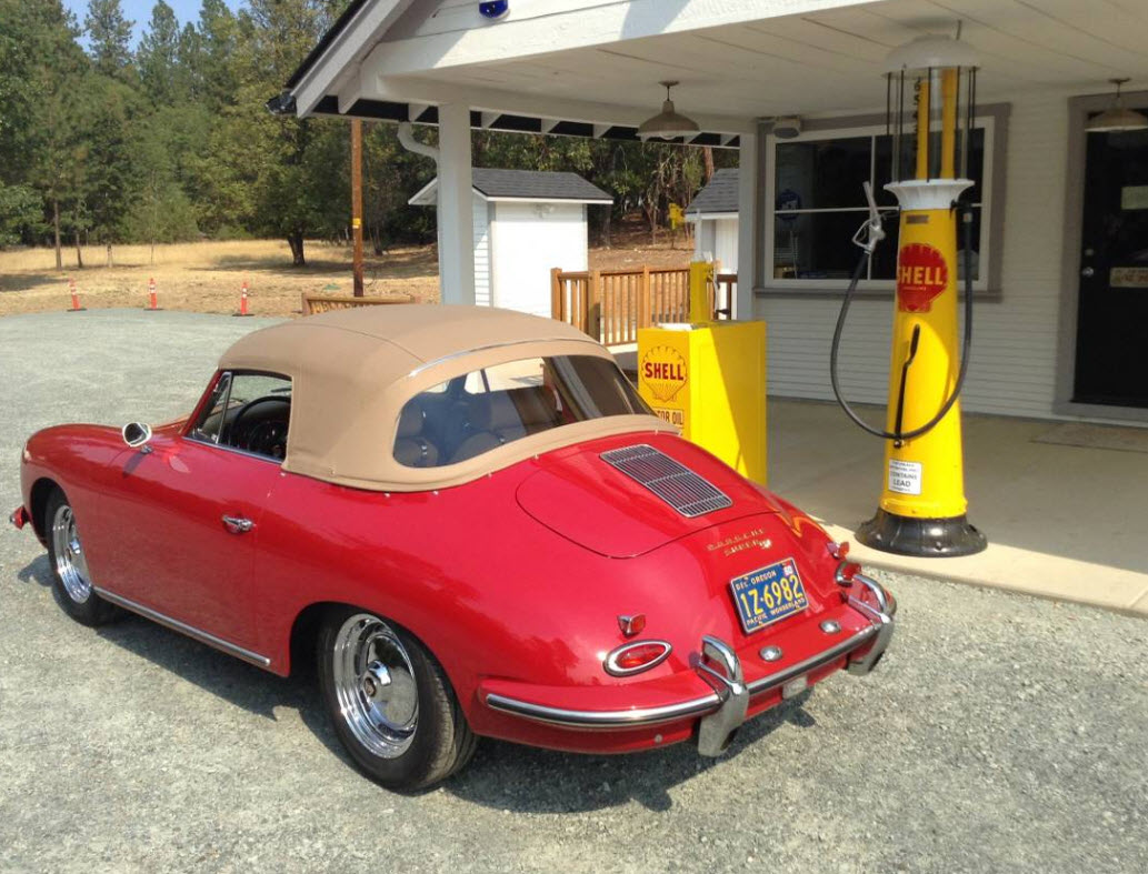 1960 Porsche 356 Super 90 Cabriolet For Sale Dirty Old Cars