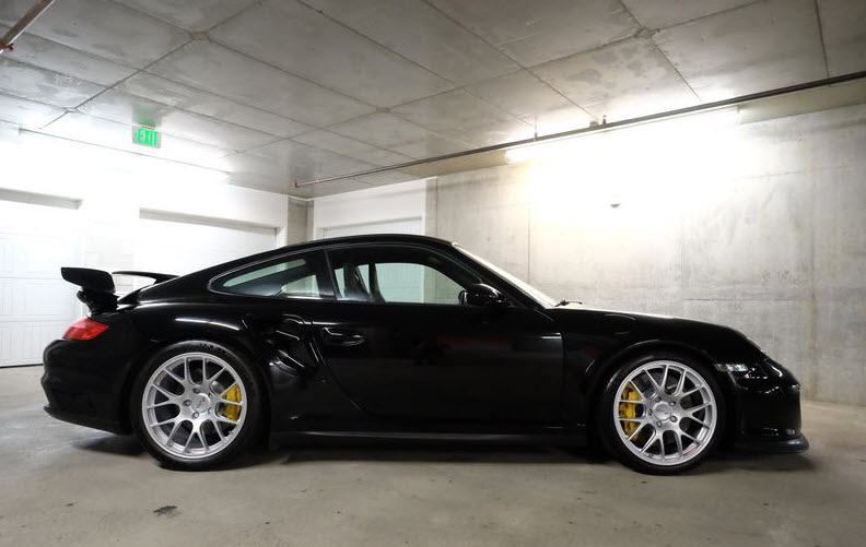 2008 porsche 911 gt2 12k miles for sale in san francisco dirty old cars. Black Bedroom Furniture Sets. Home Design Ideas