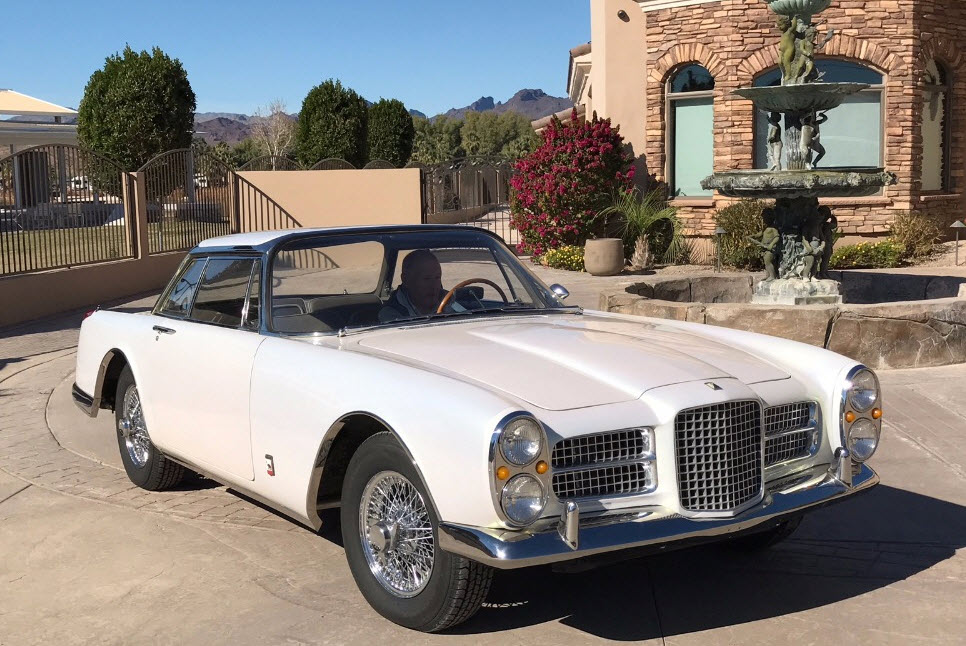 1963 Facel Vega II For Sale in New York