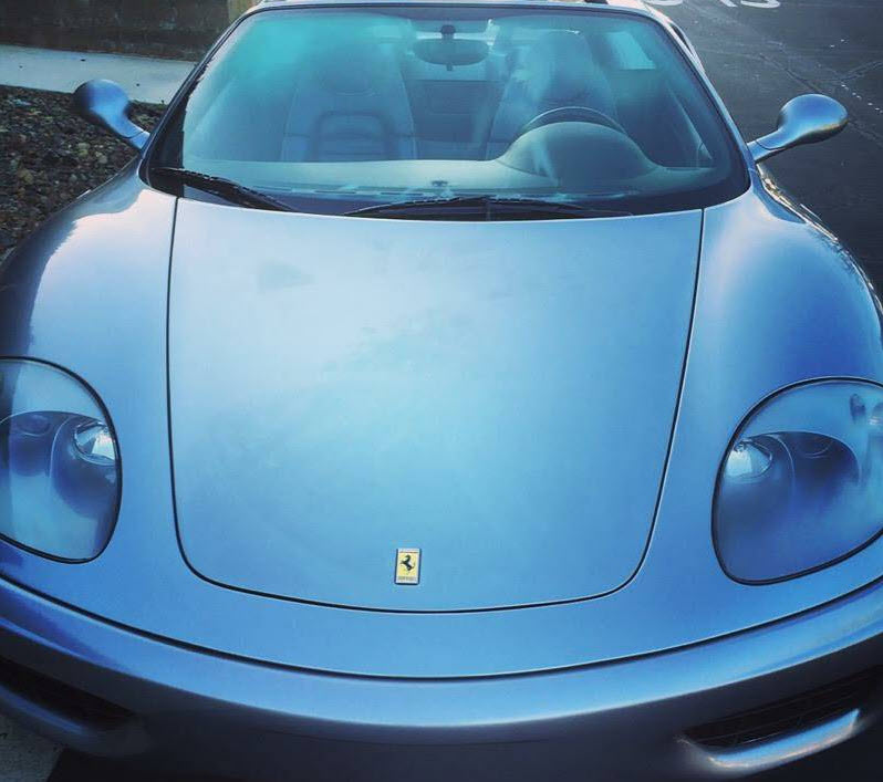 2002 Ferrari 360 Modena Spider For Sale In San Diego