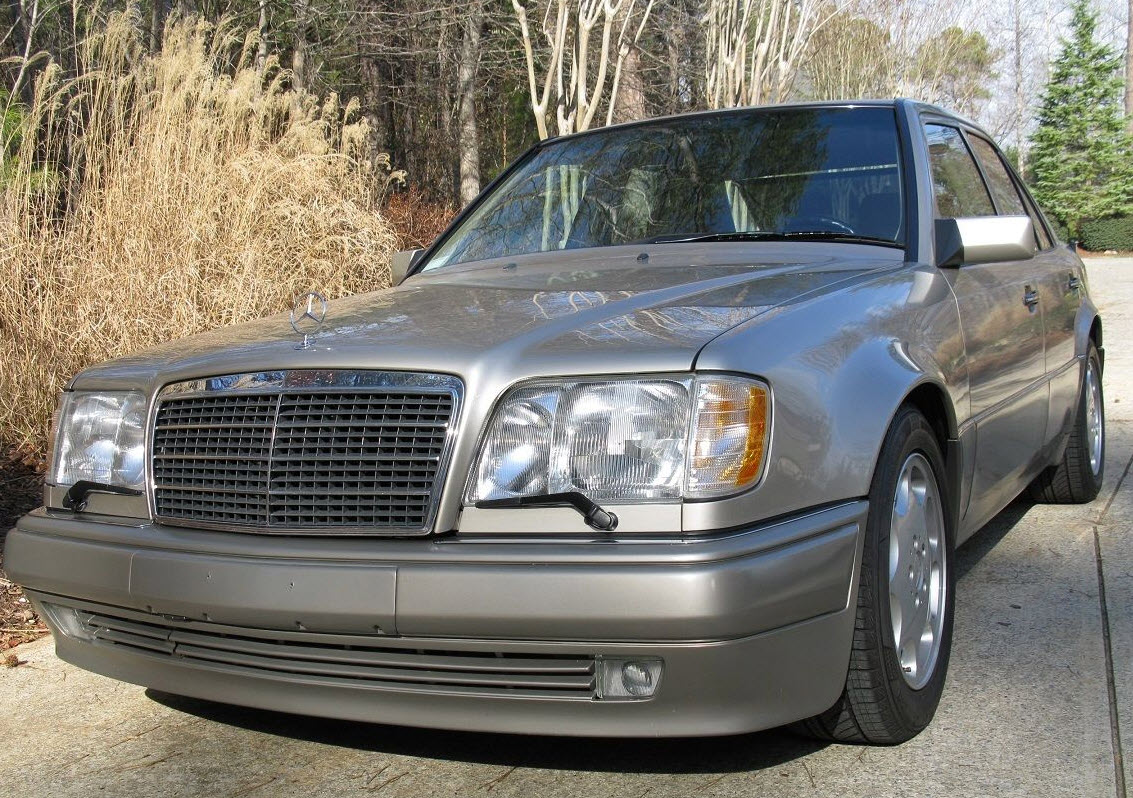 1994 mercedes benz e500 only 22k miles for sale in georgia for Mercedes benz e500 for sale