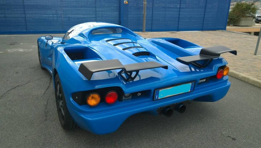 dirtyoldcars.com 1986 Kaiserova C12 Found in Munich Germany