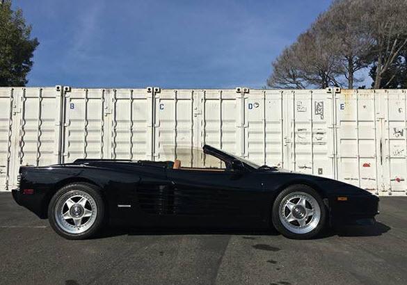 1987 Ferrari Testarossa Convertible Found For Sale