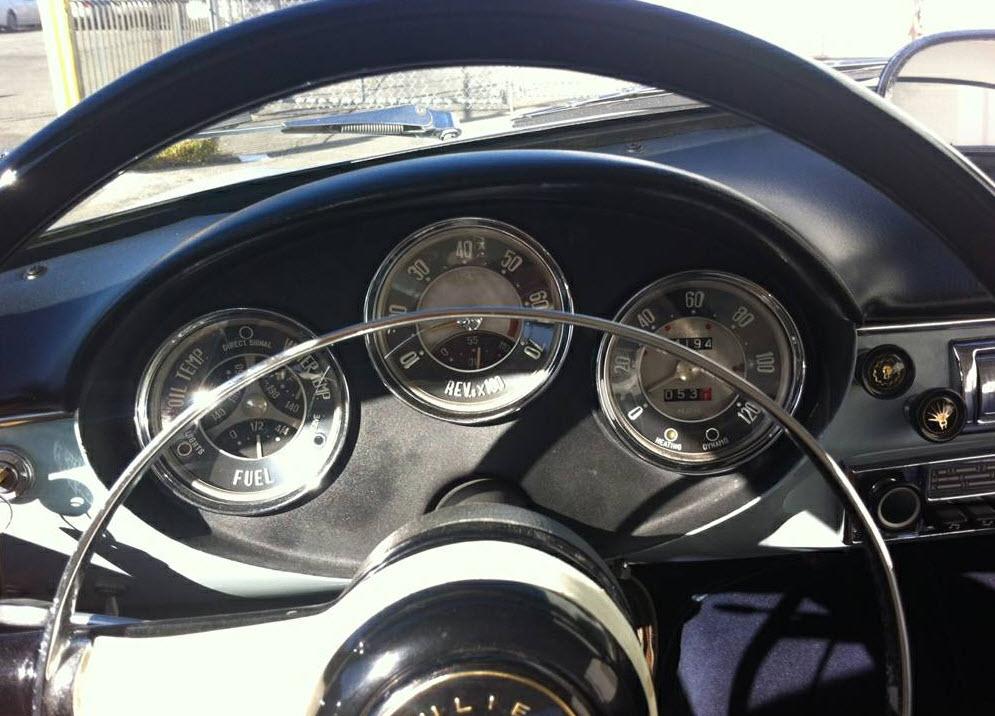 dirtyoldcars.com  1962 Alfa Romeo Giulietta Sprint  Found in Gardena California  2