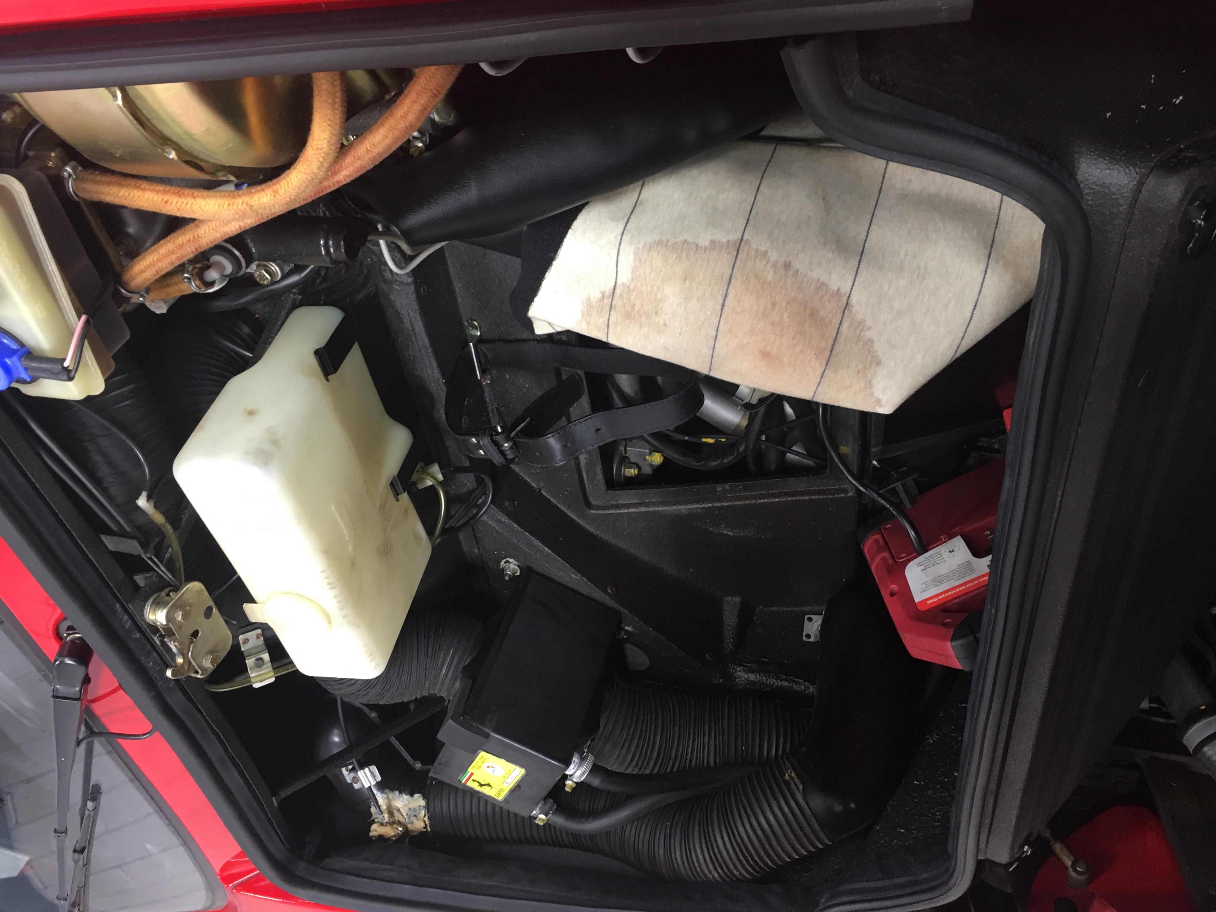 dirtyoldcars.com 1985 Ferrari 288 GTO: Only 700 KM 6