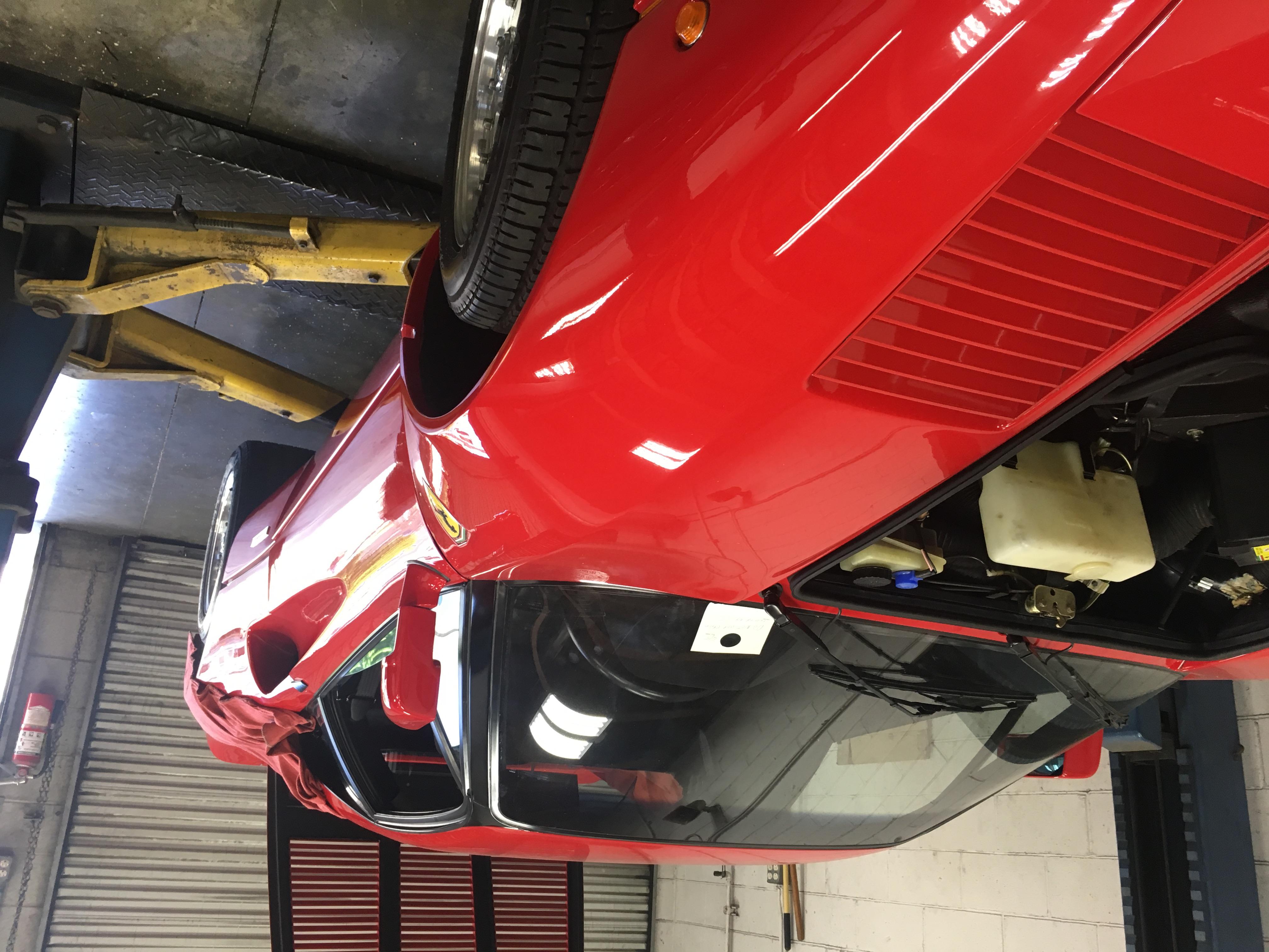 dirtyoldcars.com 1985 Ferrari 288 GTO: Only 700 KM 2
