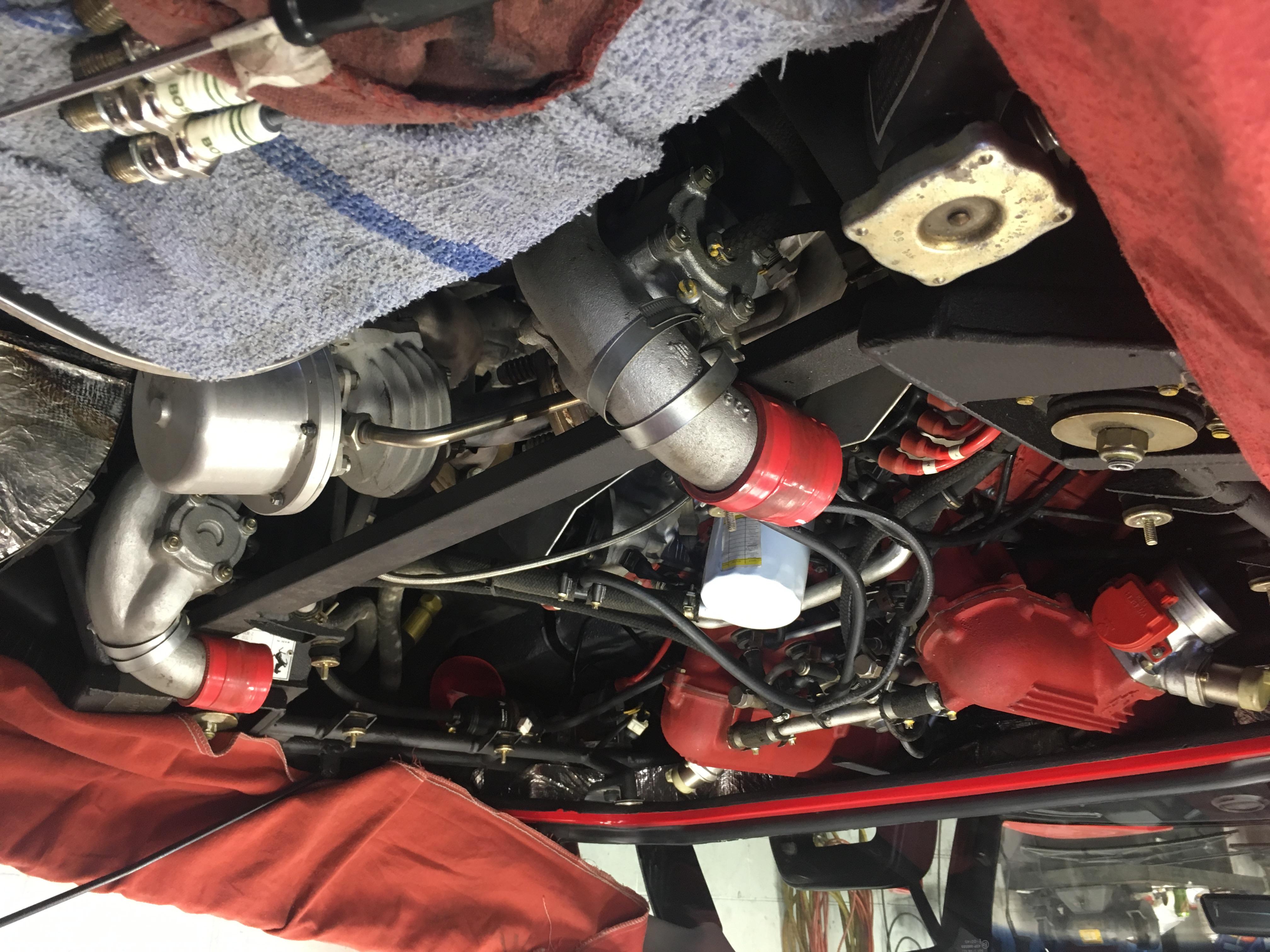 dirtyoldcars.com 1985 Ferrari 288 GTO: Only 700 KM 17