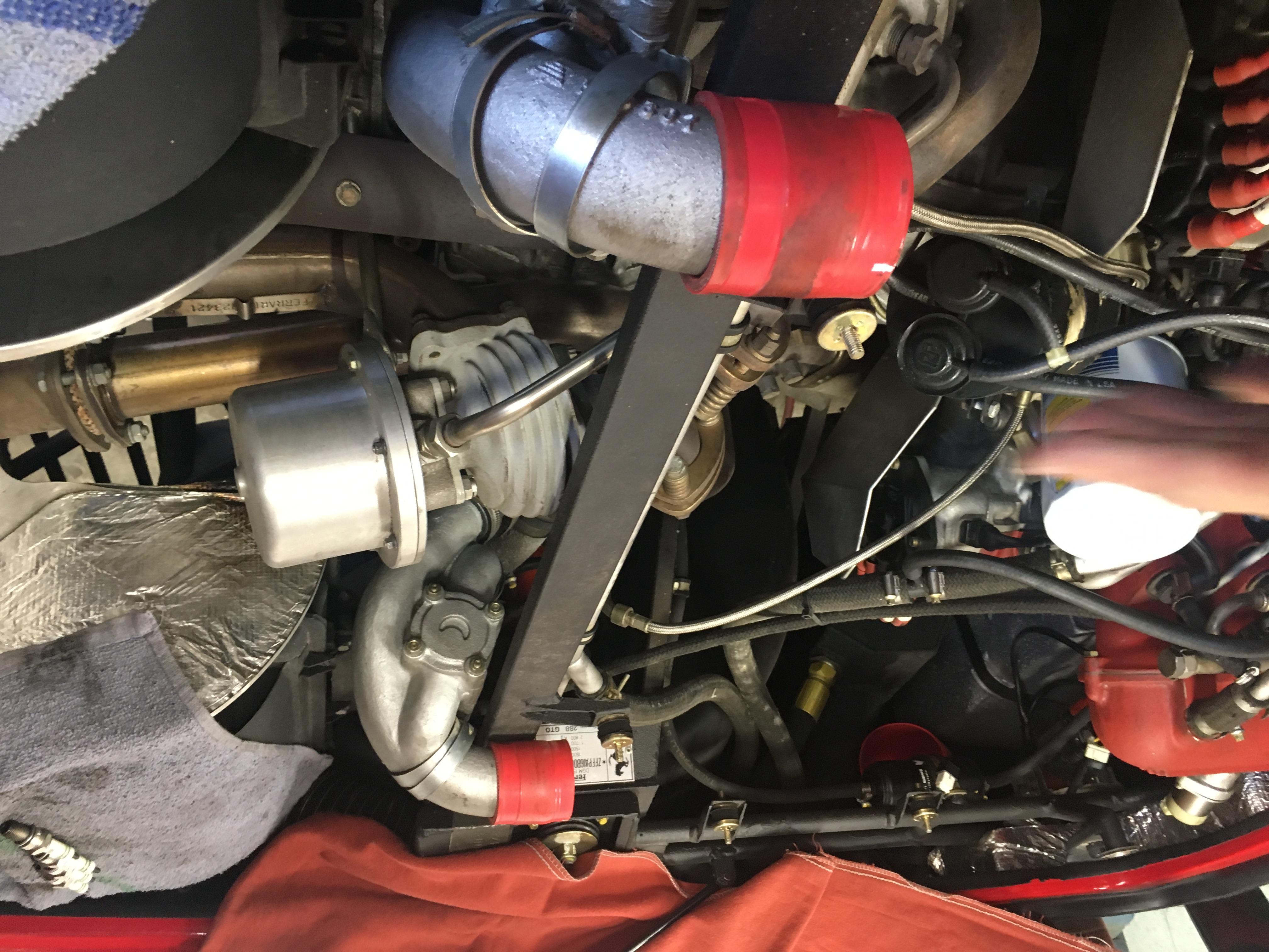 dirtyoldcars.com 1985 Ferrari 288 GTO: Only 700 KM 16