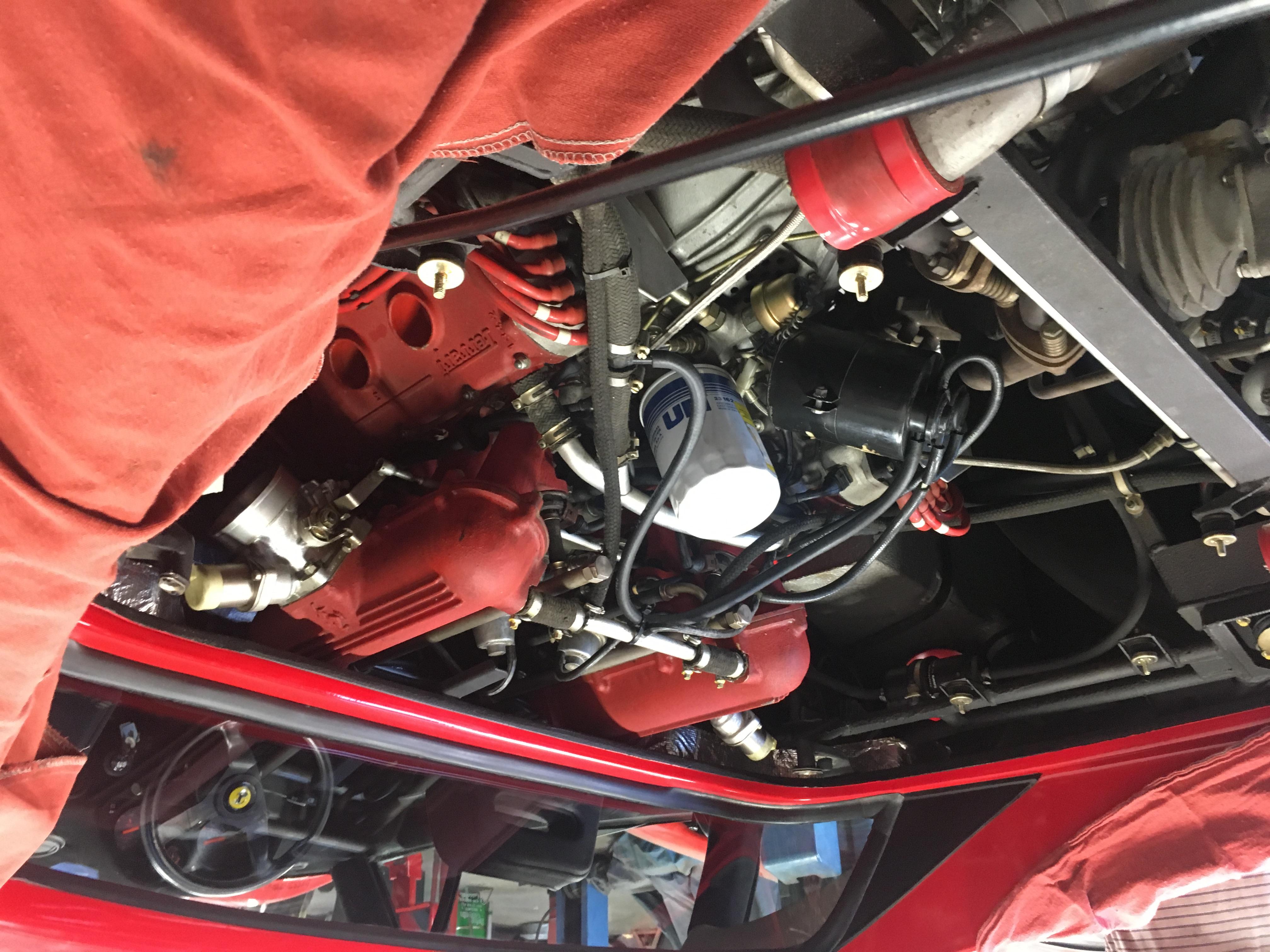 dirtyoldcars.com 1985 Ferrari 288 GTO: Only 700 KM 13