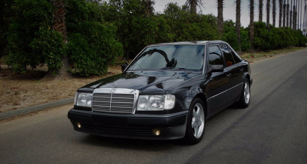 1992 mercedes 500e found in riverside dirty old cars for Riverside mercedes benz