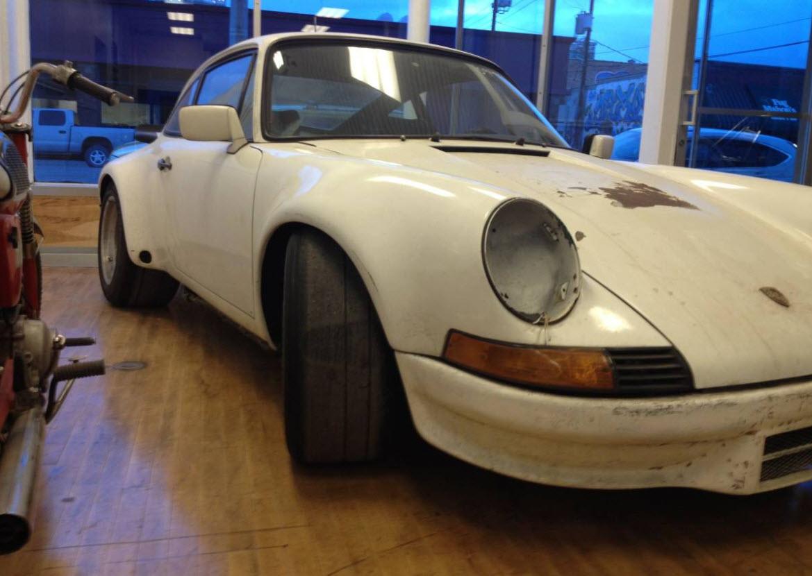 dirtyoldcars.com 1973 Porsche 911 Hot Rod 3.2 Short Stroke For Sale 13