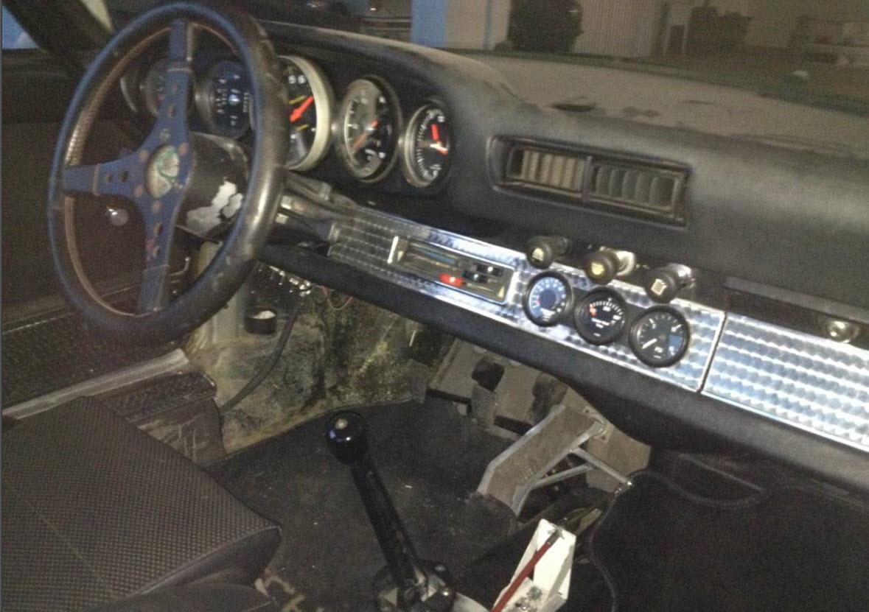 dirtyoldcars.com 1973 Porsche 911 Hot Rod 3.2 Short Stroke For Sale 1