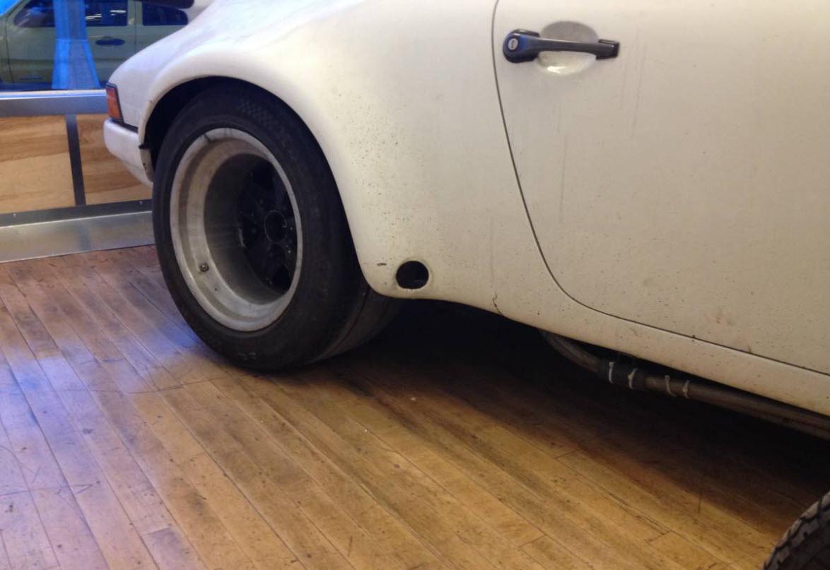 dirtyoldcars.com 1973 Porsche 911 Hot Rod 3.2 Short Stroke For Sale 9