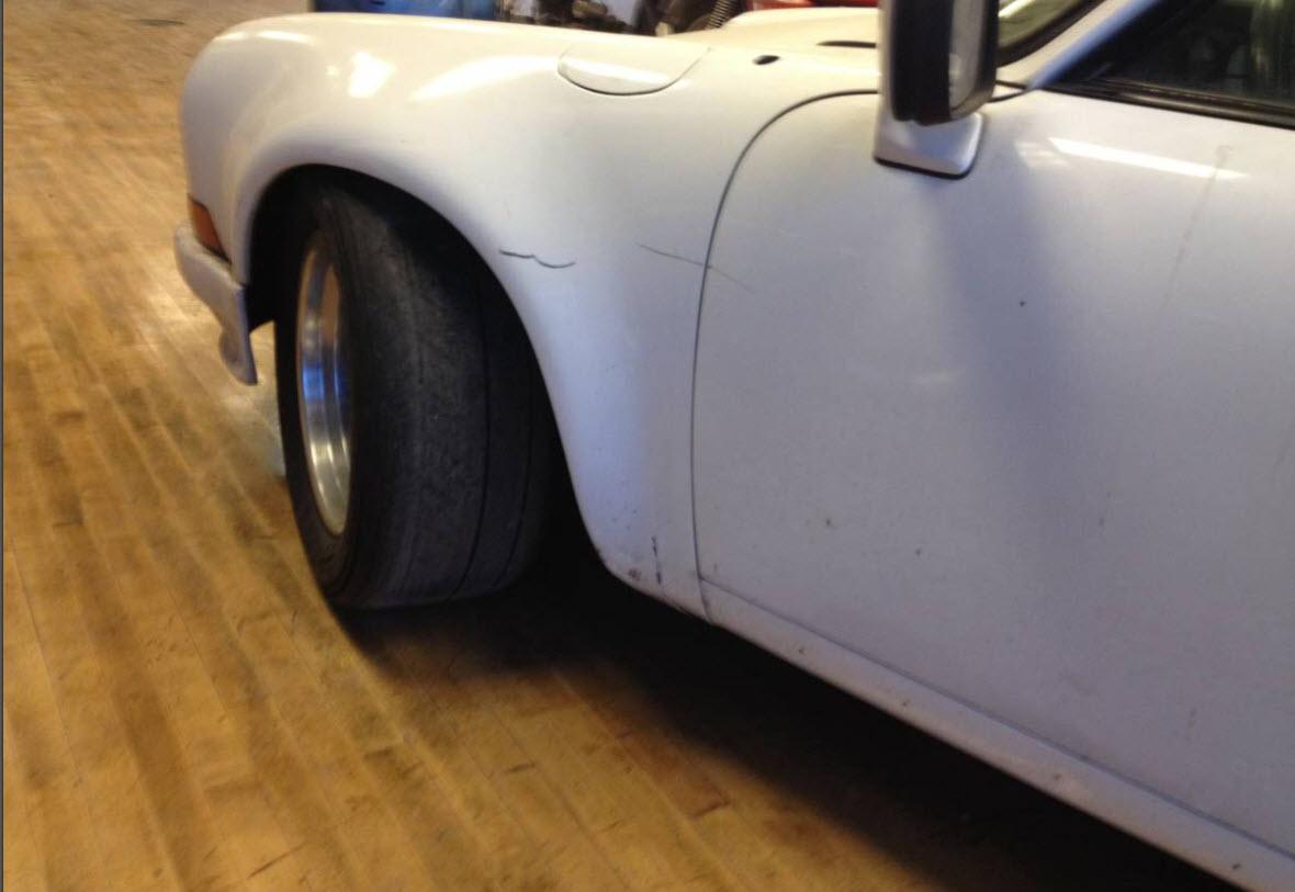 dirtyoldcars.com 1973 Porsche 911 Hot Rod 3.2 Short Stroke For Sale 7