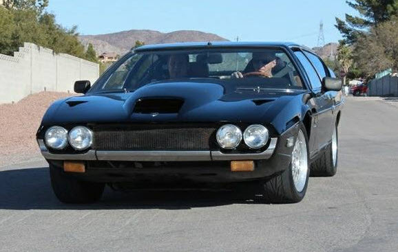 dirtyoldcars.com 1972 Lamborghini Espada Countach Engine Found in Washington D.C. 7