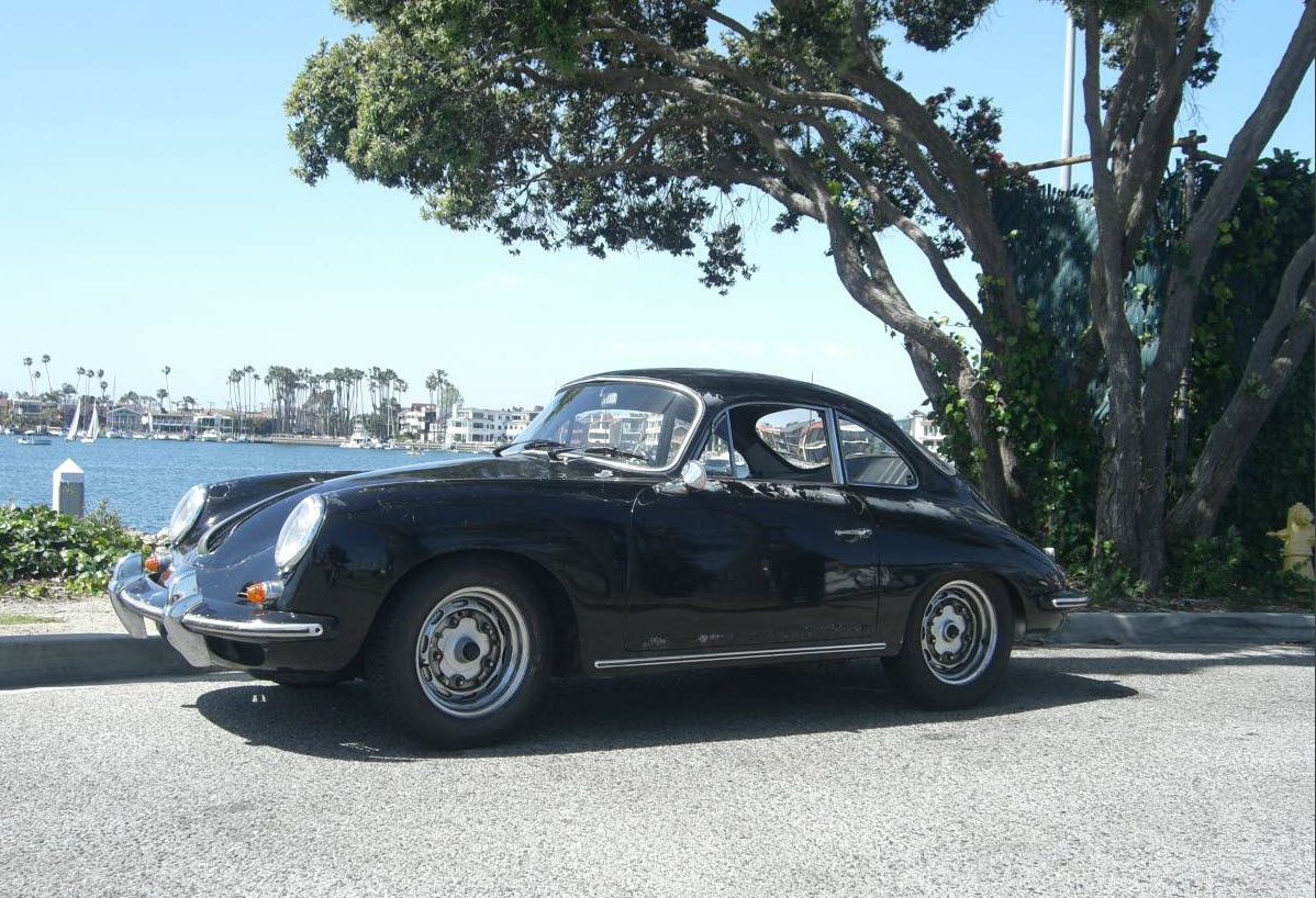 dirtyoldcars.com 1963 Porsche 356 Rat Rod Found in Long Beach California 10