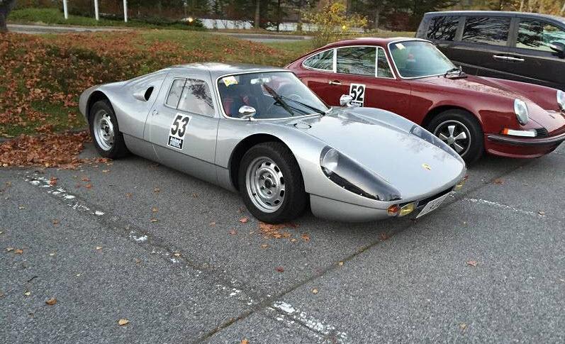dirtyoldcars.com 1964 Porsche 904 Carrera GTS Recreation Found in Los Angeles 10