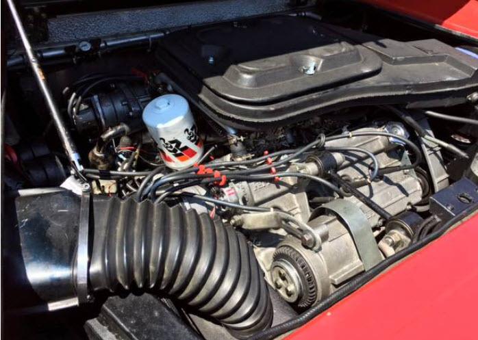 dirtyoldcars.com   1978 Ferrari 308 GT4 Dino    3