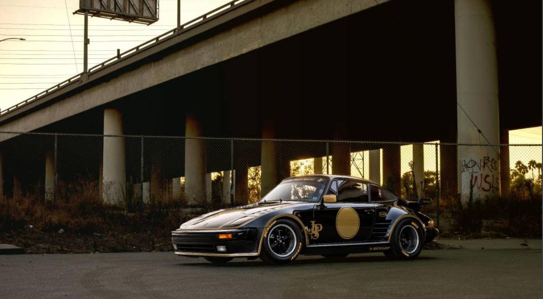 dirtyoldcars.com  1969 Porsche 911 Slantnose John Player Special Found in Lake Balboa   10