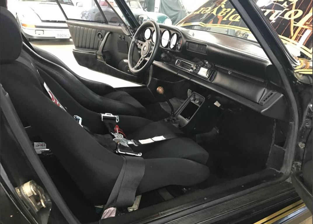 dirtyoldcars.com  1969 Porsche 911 Slantnose John Player Special Found in Lake Balboa   1
