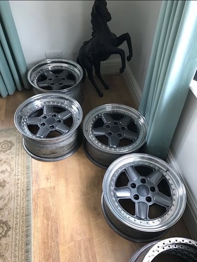 DIRTYOLDCARS.COM WANTED: AC SCHNITZER TYPE 1 WHEELS 2
