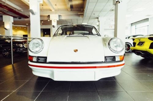 dirtyoldcars.com 1973 Porsche 911 RS 2.7 Found in New York 12