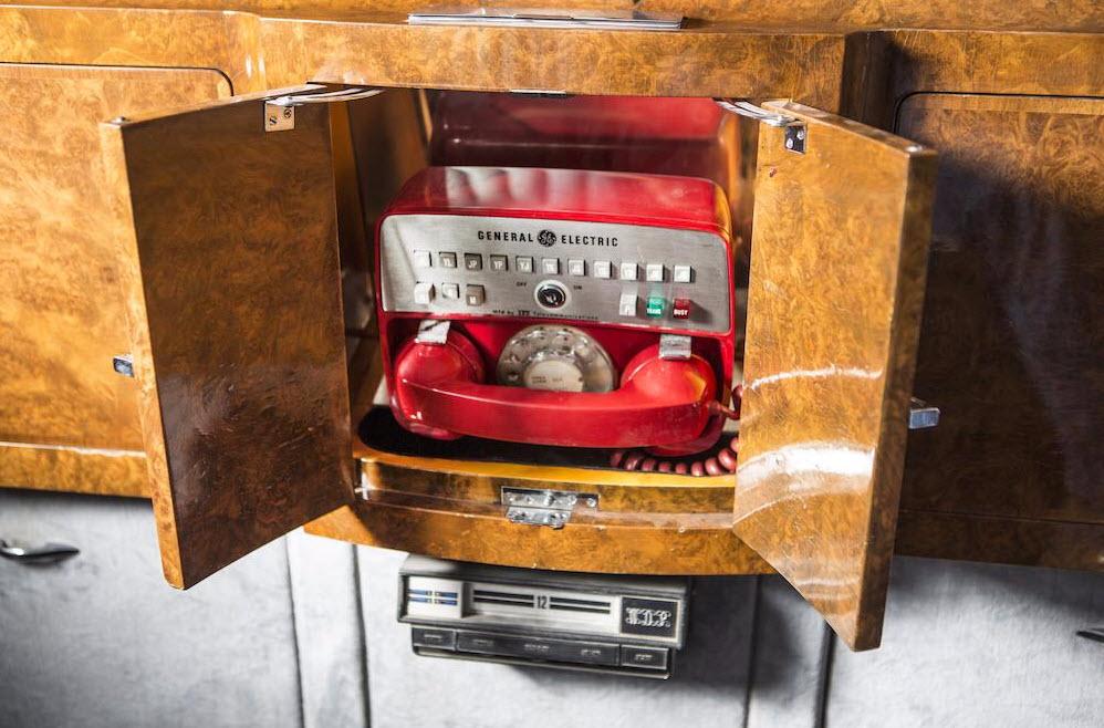dirtyoldcars.com Elvis Presley's 1963 Rolls Royce Phantom V 9