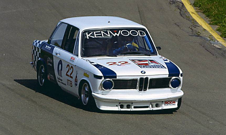 dirtyoldcars.com  1969 BMW 2002 Race Car Found in San Francisco   12
