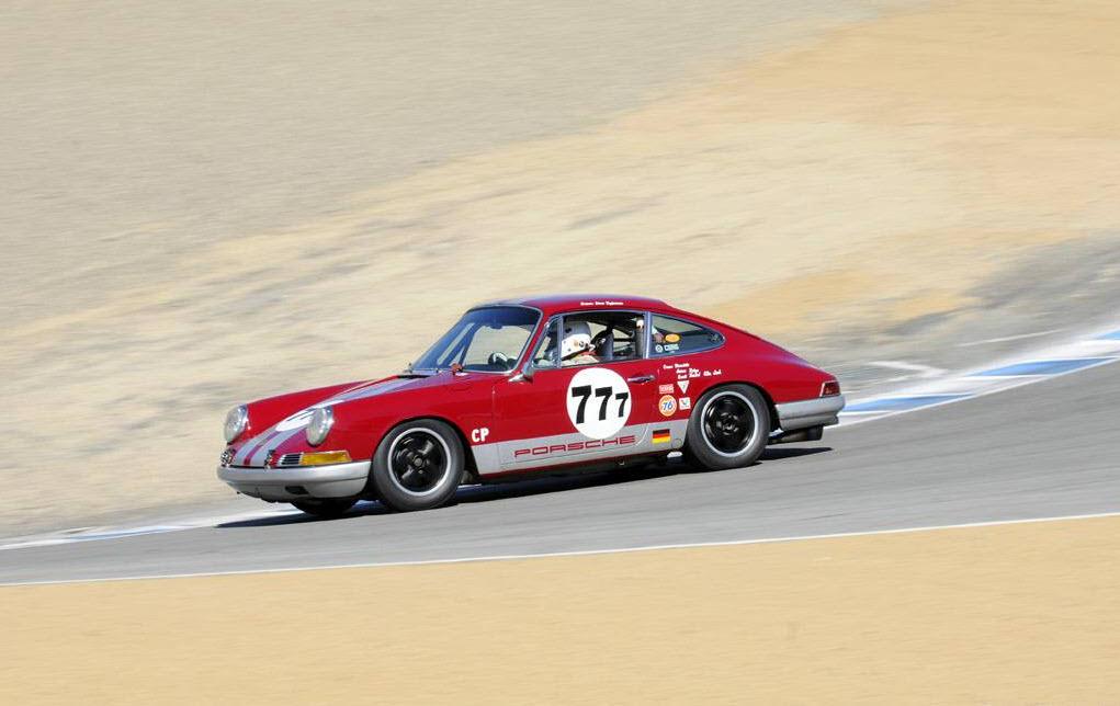 dirtyoldcars.com 1967 Porsche 911 Vintage Racer Found in San Fernando Valley 7
