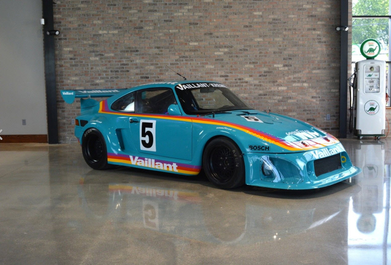 dirtyoldcars.com   1976 Kremer Porsche 911 Race Car Found in Wisconsin    7