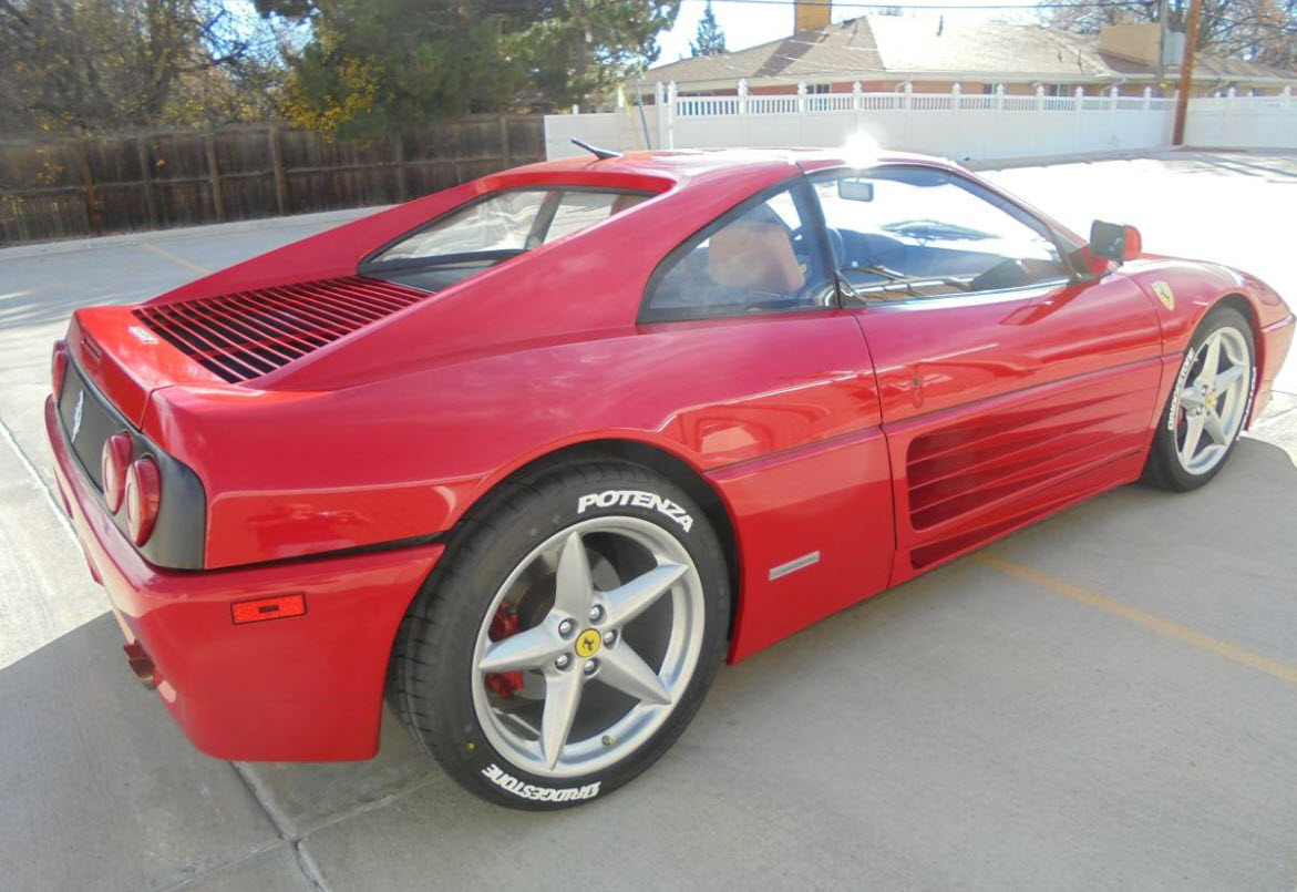 dirtyoldcars.com   1990 Ferrari 348TS Found in Denver    7