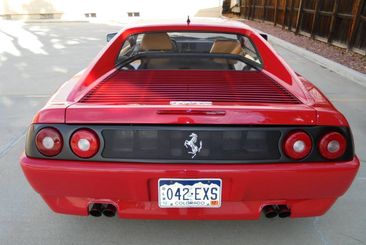 dirtyoldcars.com   1990 Ferrari 348TS Found in Denver    5