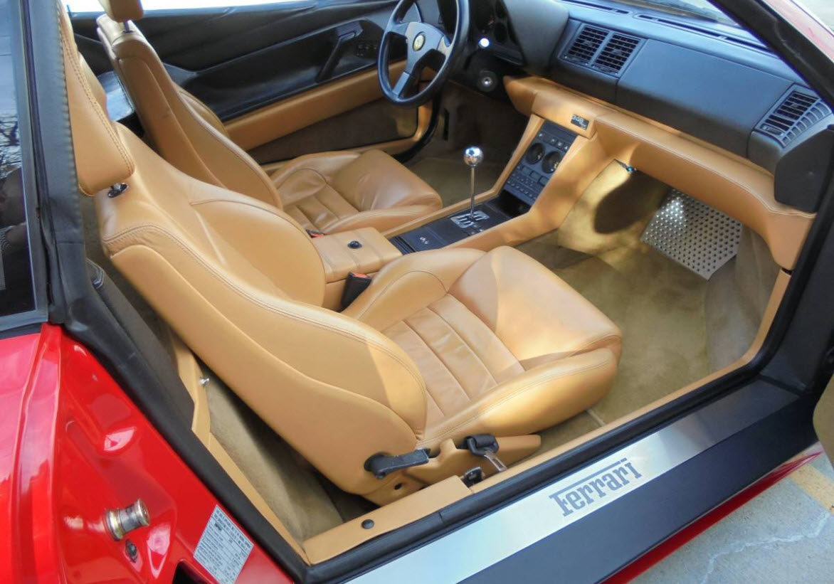 dirtyoldcars.com   1990 Ferrari 348TS Found in Denver    2