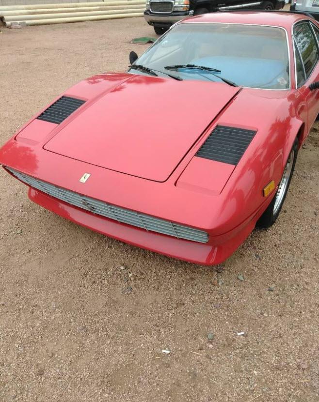 dirtyoldcars.com  1979 Ferrari GTB Found in Arizona    4