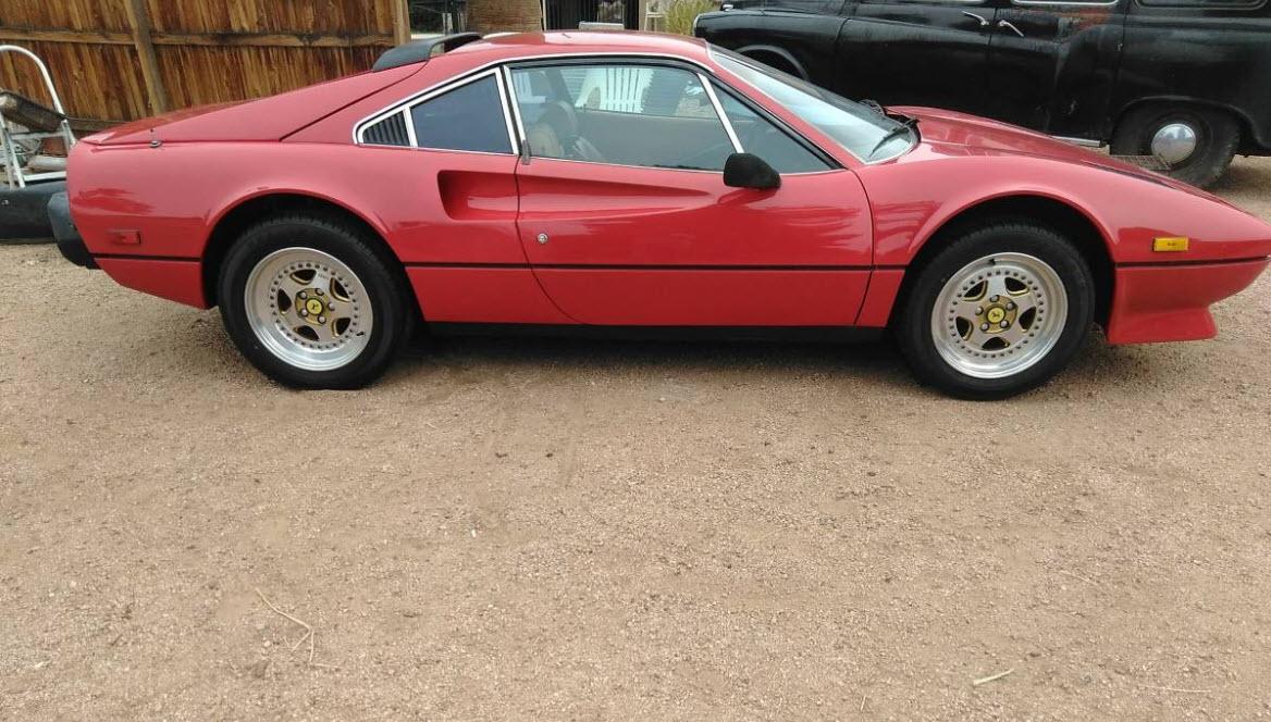 dirtyoldcars.com  1979 Ferrari GTB Found in Arizona    3