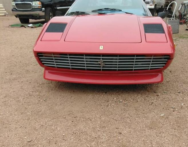 dirtyoldcars.com  1979 Ferrari GTB Found in Arizona    2