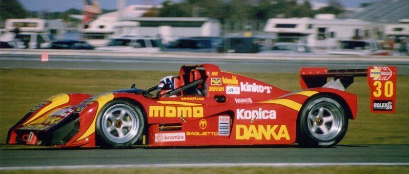 dirtyoldcars.com MOMO Ferrari 333SP Wheel Found in West Palm Beach 5
